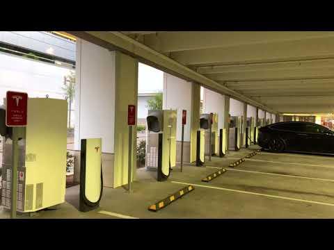 Tesla Supercharger Review - Scottsdale, AZ