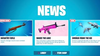 Patch notes for 7.40 fortnite br