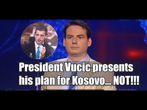 ENGLISH SUBTITLES - Predsednik Vučić u Skupštini izlaže sve osim plana za Kosovo (ep172deo3)