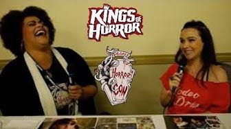 Calgary Horror Con 2019 - Danielle Harris | Full Horror