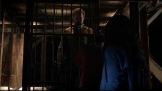 Barry ve Eobard Sahneleri -  Part 2 The Flash 3.Sezon 1.Bölüm