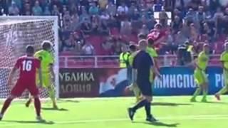 Mordovya 4 - 6 CSKA Moscow 20.09.2015 / Мордовия 4 - 6 ЦСКА (Чемпионат России)