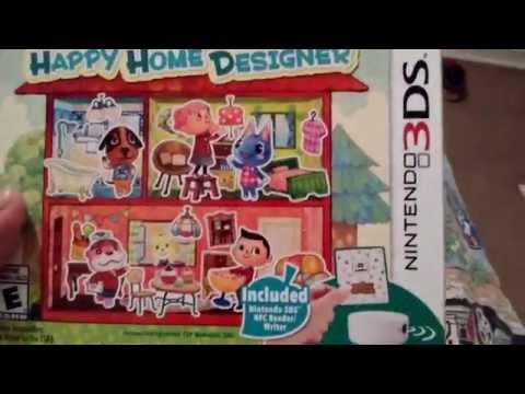 Unboxing animal crossing happy home designer nfc bundle - Animal crossing happy home designer bundle ...