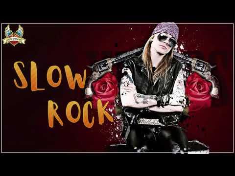 Scorpions, Bon Jovi, Aerosmith, Led Zeppelin,  U2, Eagles - Best Slow Rock Ballads 80's 90's