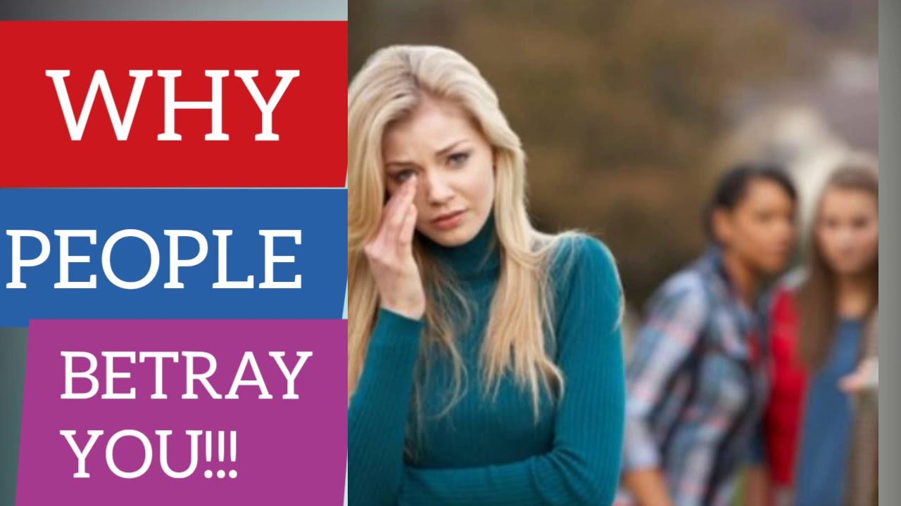 3 REASONS WHY PEOPLE BETRAY YOU!!! Paul S Joshua - YouTube