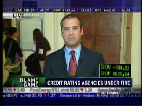 CNBC on Ratings Agency Hearings