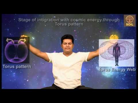 Synchronizing the Cosmic Energy with Body and Mind