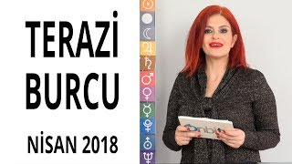 Terazi Burcu Nisan 2018 Astroloji