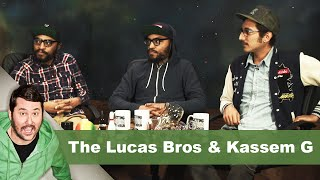The Lucas Brothers & Kassem G | Getting Doug with High