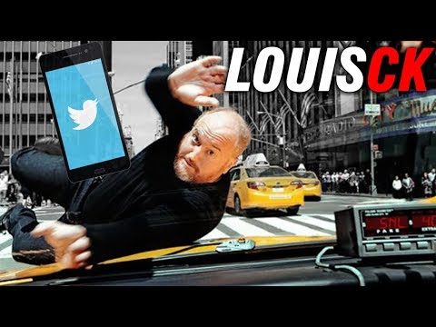 Louis CK NEVER Drunk Tweet