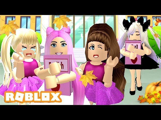 My Best Friend Became Popular And Left Me... | Royale High Roleplay
