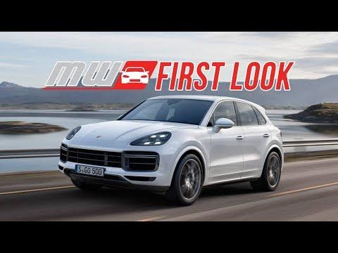 2019 Porsche Cayenne Turbo | First Drive