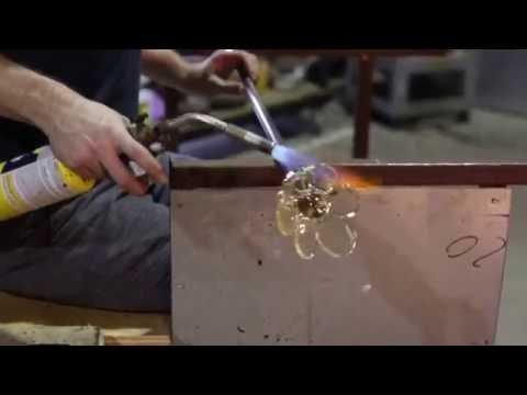 Houston Glass Blowing Studio & Classes | Three dimensional Visions