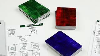 Тематический набор карточек «Универсальные» (обзор)