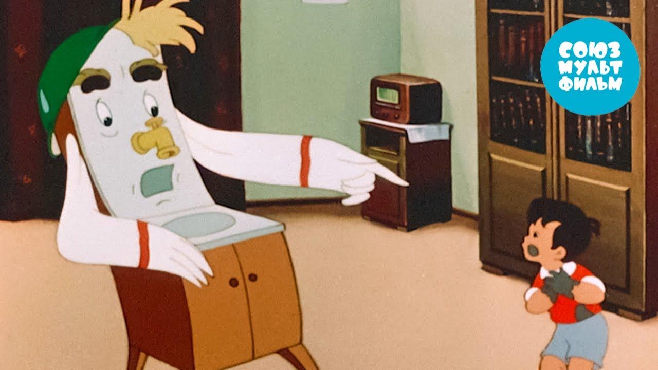 Мойдодыр. Детская сказка в стихах | Золотая коллекция Союзмультфильм HD