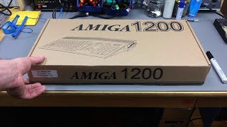 Amiga 1200: A Year Post Retr0brite Update and New Case
