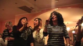 QuelliDelKaraoke - Gelato al cioccolato  Eva Viviana Veronica Gabriella