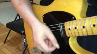 Rhythm Guitar Lesson: Gallop Strumming