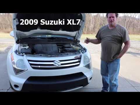 Headlight Replacement 2009 Suzuki XL7