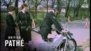 Girl Police Cyclists (1960)