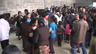marimba corazon maya en SAN RAFAEL LA INDEPENDENCIA, ALDEA CAXNAJUP #2 2014