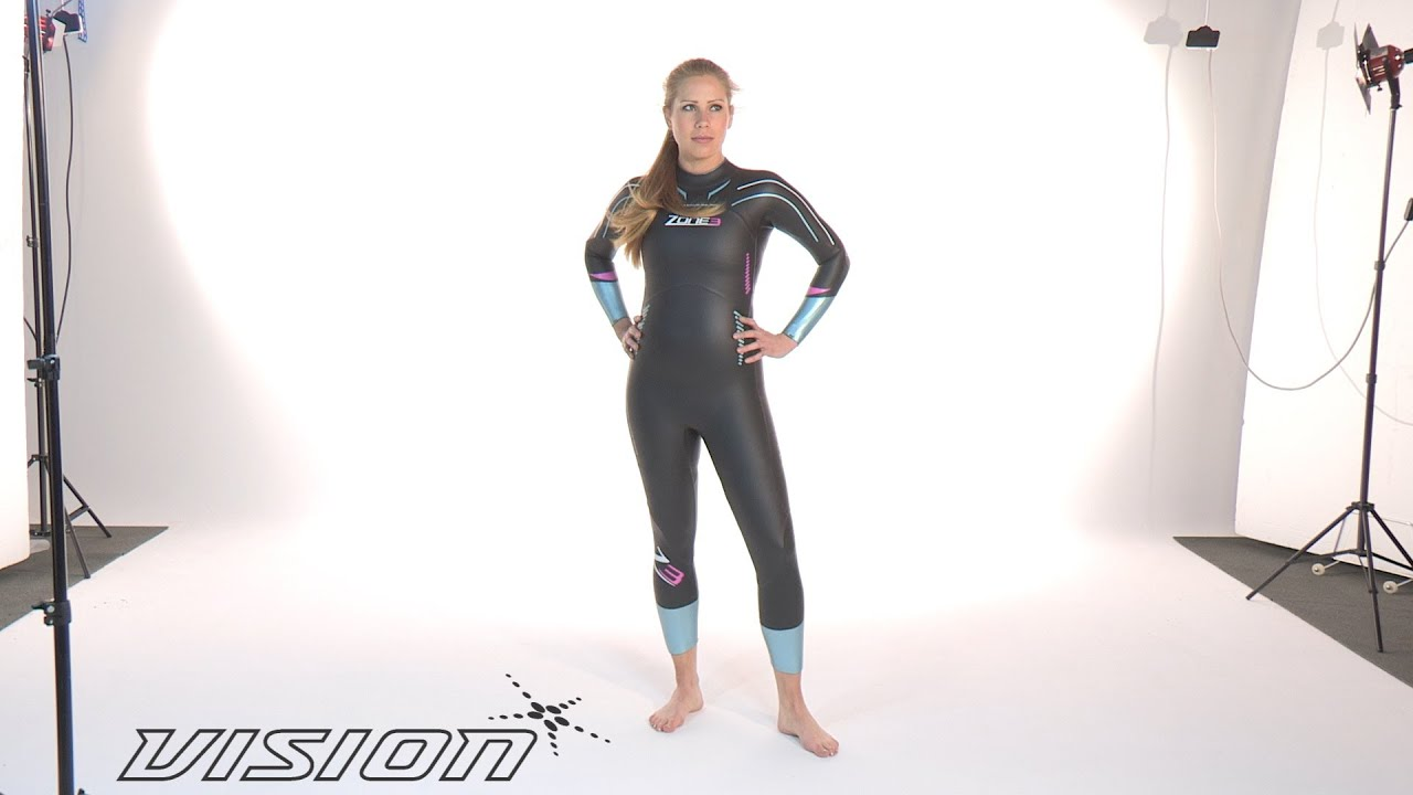 Zone3 Women s Vision Wetsuit - YouTube 75f0a6c01