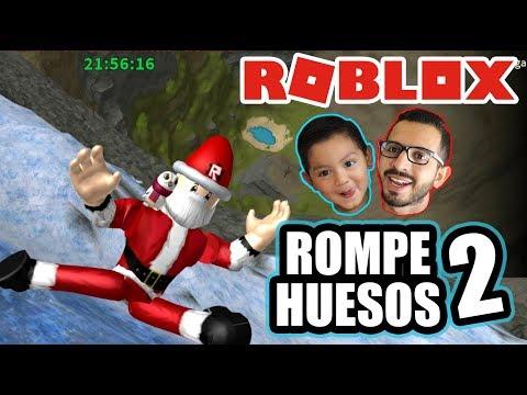 Me Rompo Todos los Huesos | Caida Libre en Roblox | Juegos Roblox Karim Juega