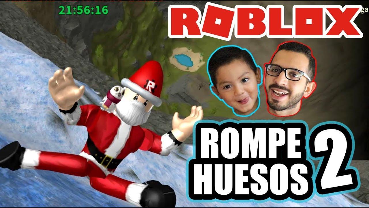 Me Rompo Todos Los Huesos Caida Libre En Roblox Juegos Roblox Karim Juega Youtube