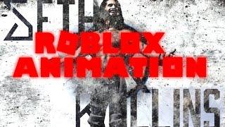 ROBLOX Short WWE Seth Rollins Animation