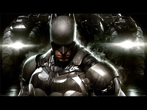 Batman: Arkham Knight All Cutscenes (Game Movie) Full Story