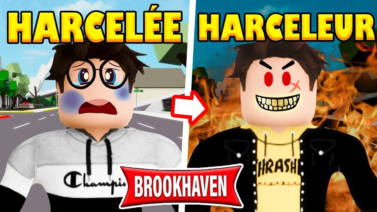 Download D'INTELLO HARCELÉE À HARCELEUR SUR BROOKHAVEN !   ROBLOX BROOKHAVEN MINI FILM RP