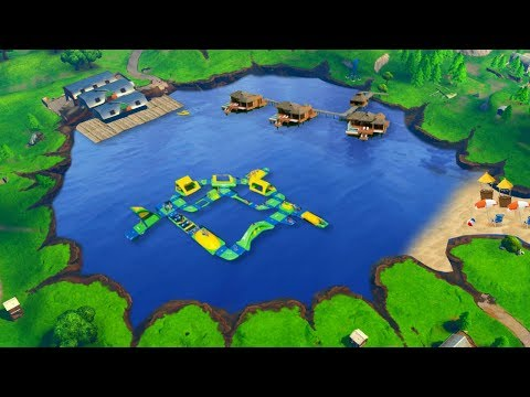NEW 'Dusty Docks' coming to 'Fortnite in Season 5'