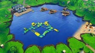 NEW 'Dusty Docks' coming to 'Fortnite in Season 5'