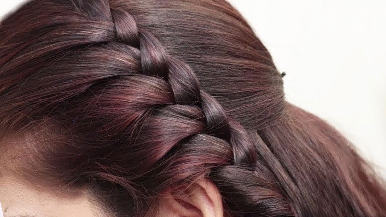 Traditional Hairstyles for Party/Function/Wedding || Hairstyles for Long Hair Girls