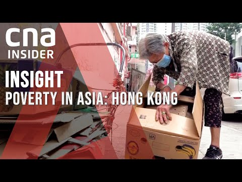 COVID-19 In Hong Kong: The Plight Of The Poor In One Of World's Richest Cities | Insight