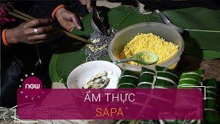 Khám phá thiên đường ẩm thực Tết ở Sapa | VTC Now