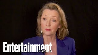 Phantom Thread's Lesley Manville On Building Her Character   Oscars 2018   Entertainment Weekly