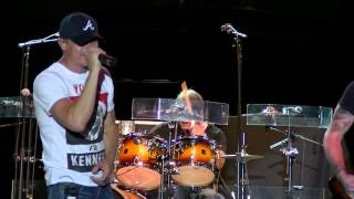 "3 DOORS DOWN - YOU BETTER BELIEVE IT - ""LIVE"" TEMECULA CA 5-31-2014 = NEW SONG ="
