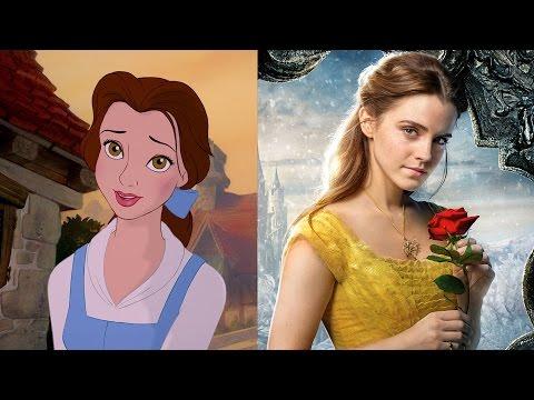 Emma Watson vs Paige O'Hara: line by line