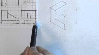 Video ENGR 6 - Isometric Sketch Exercise download MP3, 3GP, MP4, WEBM, AVI, FLV September 2018
