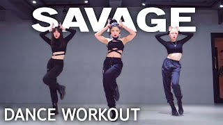 Baixar [Dance Workout] Megan Thee Stallion - Savage tt. Beyoncé | MYLEE Cardio Dance Workout, Dance Fitness
