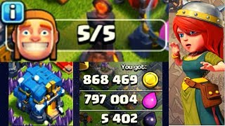 """TOWN HALL 12 RUSH RECOVERY!!! EPISODE 25!!! - """"CLASH OF CLANS"""""""
