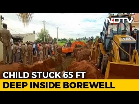 2-Year-Old Boy Falls In Borewell In Tamil Nadu, Rescue Operations On
