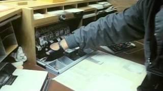 Mannen från Mallorca (1984) - Robbery scene