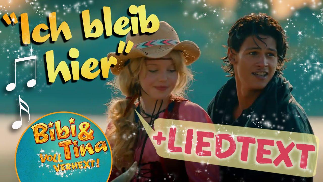 bibi-tina-ich-bleib-hier-official-musikvideo-mit-lyrics-zum-mitsingen-in-voller-laenge-bibi-tina-tv