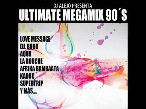 Ultimate Megamix 2 -  Mixed Dj Alejo (2012) (Eurodance)