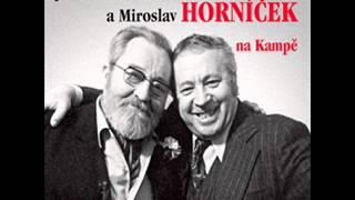 Jan Werich a Miroslav Horníček - RAČTE SI PŘÁT.wmv