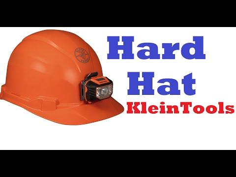 Klein Tools' Hard Hat.