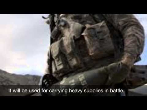 Military-Cloaking Device, HULC Exoskeleton and Nano Air Vehicles #22