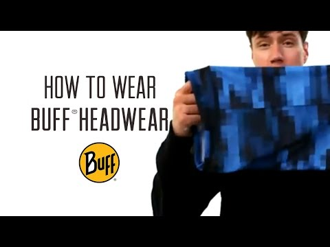 How to Wear BUFF® Original Multifunctional Headwear